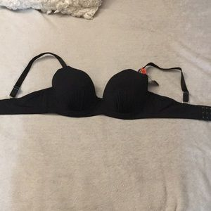 New extra coverage wire bra size 36D